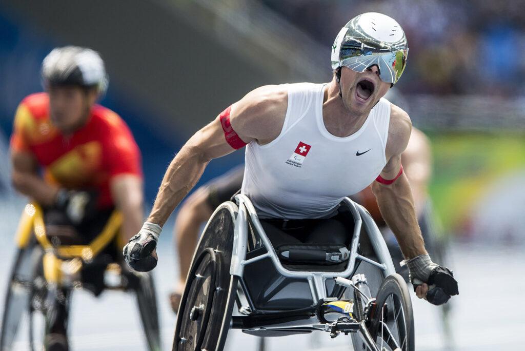 Paralympics Sommer- und Winterspiele